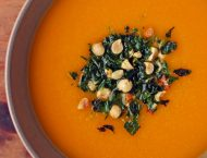 Slow Cooker Thai Butternut Squash Soup