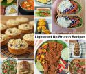 Lightened Up Brunch Recipe Roundup
