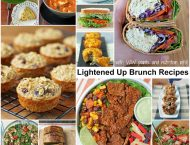 Lightened Up Brunch Recipe Roundup