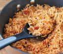 Easy Salsa Rice