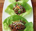 Teriyaki Steak Lettuce Wraps