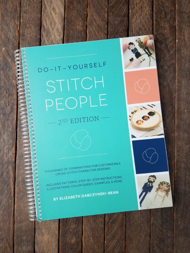 Stitch People book