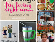 Things I'm Loving November 2018