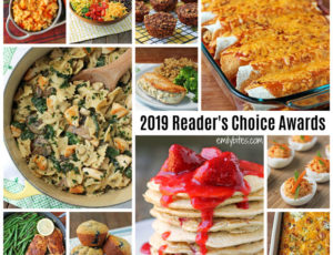 Emily Bites Best of 2019 Reader's Choice Awards Photo Collage